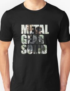 Metal Gear Solid Snake Eater (3) T-Shirt