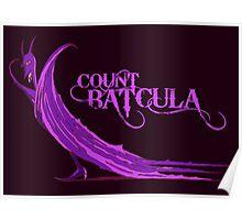 Count Batcula Poster