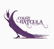 Count Batcula Kids Clothes