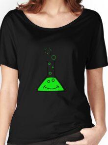 Bubbling beaker Women's Relaxed Fit T-Shirt