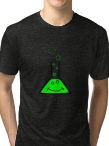 Bubbling beaker Tri-blend T-Shirt