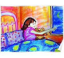 Sweet Dreams Angels, Love Olivia Poster