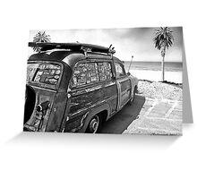 PARADISE BEACH Greeting Card