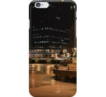Milwaukee in the Winter iPhone Case/Skin