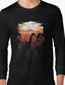 From Jungle to City Long Sleeve T-Shirt