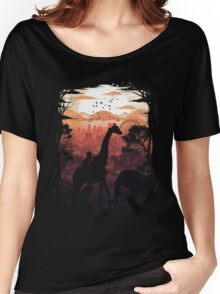 From Jungle to City Women's Relaxed Fit T-Shirt