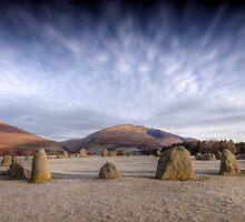 Castlerigg Stone Circle - Dawn by Ian Turpin