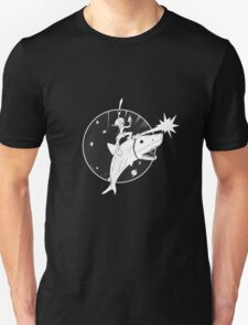 What Science Fiction Means To Me Unisex T-Shirt