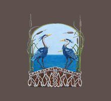 Herons Renewal Unisex T-Shirt
