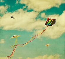 """""""Let's Go Fly a Kite"""" by eleven12design"""