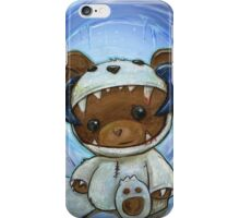 Mr. Chompypants meets a Wampa iPhone Case/Skin