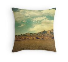 """""""The Big Empty"""" Throw Pillow"""
