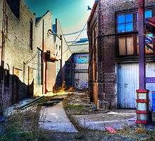"""""""Old Rail Yard"""" HDR by eleven12design"""