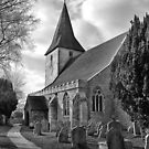 Bosham Church, West Sussex by Steve  Liptrot