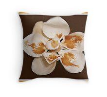 Magnolia 2011 Throw Pillow