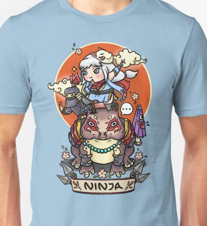 [RO1] Creative Design September 2015 Winner - Ragnarok Online Unisex T-Shirt