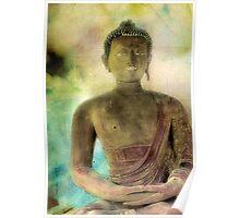 Just Buddha Poster