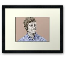 Billy - Angel S3E6 Framed Print