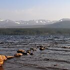 Loch Morlich by Rupert Connor