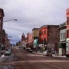 Butte, Montana by Radiodog
