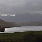 The Skyline of Skye by Rupert Connor