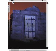 Graveyard iPad Case/Skin