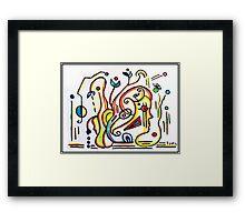 Inner Workings - 5/14/11 Framed Print