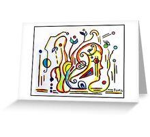 Inner Workings - 5/14/11 Greeting Card