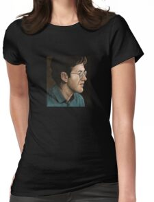 Gene - Angel S2E13 Womens Fitted T-Shirt
