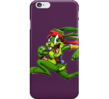 Jazz JackRabbit iPhone Case/Skin