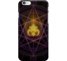 Alcorian Circle iPhone Case/Skin