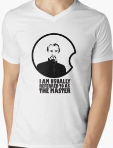 The Master Mens V-Neck T-Shirt