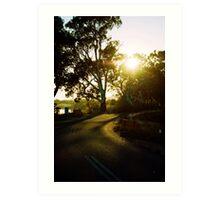 Mannum, South Australia Art Print