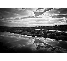 Maidment Lagoon near Bowhill Photographic Print