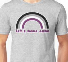 Let's Have Cake Unisex T-Shirt