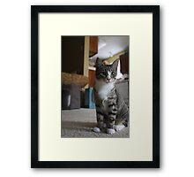 Zoe(: Framed Print