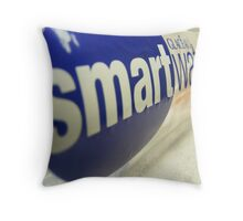 Smart Water? Throw Pillow