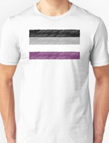 Ace Scribble Flag T-Shirt