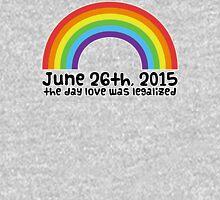Love is Legal! Unisex T-Shirt