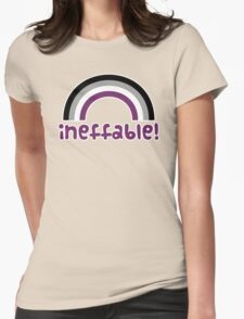 Ineffable! Womens Fitted T-Shirt