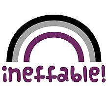 Ineffable! Photographic Print