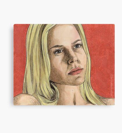 Darla - Angel S2E15 Canvas Print