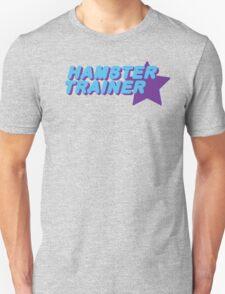 Hamster Trainer Blue/Purple T-Shirt