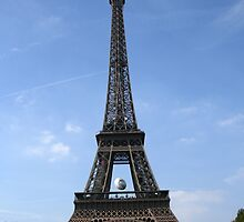 La Tour Eiffel by chrstnes73