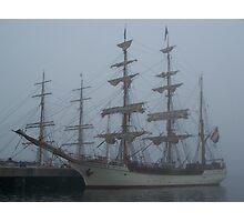 Atlantic Fog Photographic Print