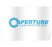 Aperture Labs Poster
