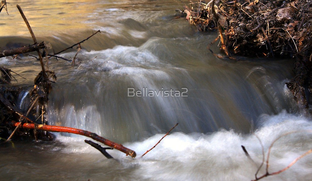 Snowmelt Creek 2 by Bellavista2