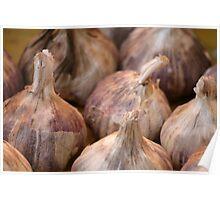 Gloves of Garlic Poster