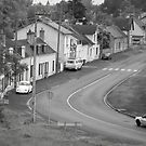 ruralscapes #123, around the bend by stickelsimages