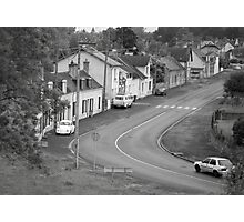 ruralscapes #123, around the bend Photographic Print